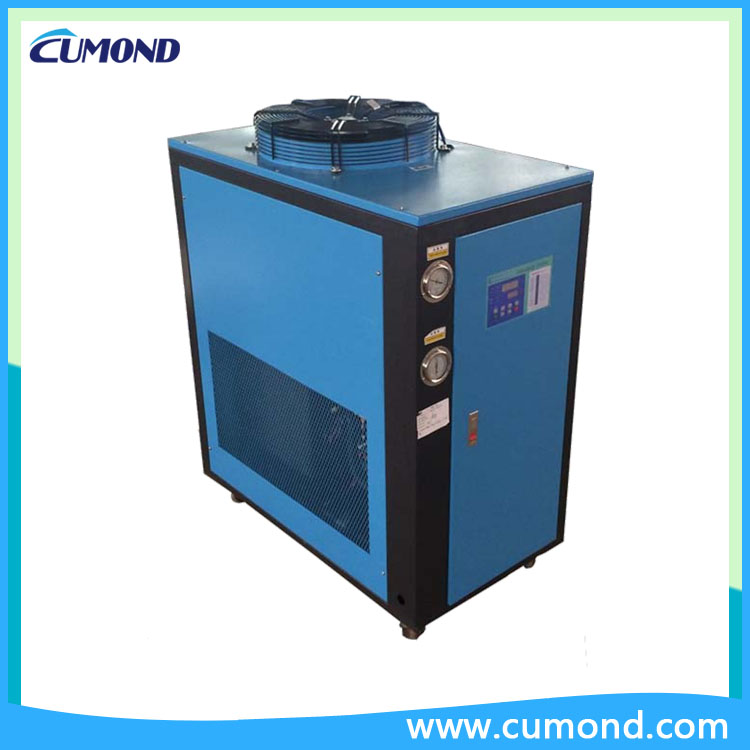 5HP Small Chiller water cooled chiller