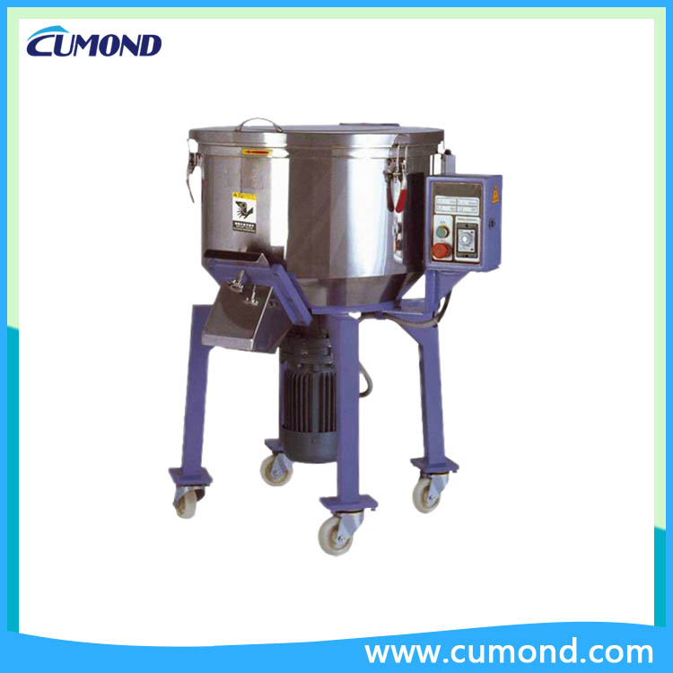 Plastic Mixer With Butterfly Valve Price From China Factory CPM-V100