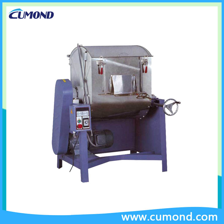 Horizontal mixing machine for plastic/stainless steel plastic mixer CPM-H150