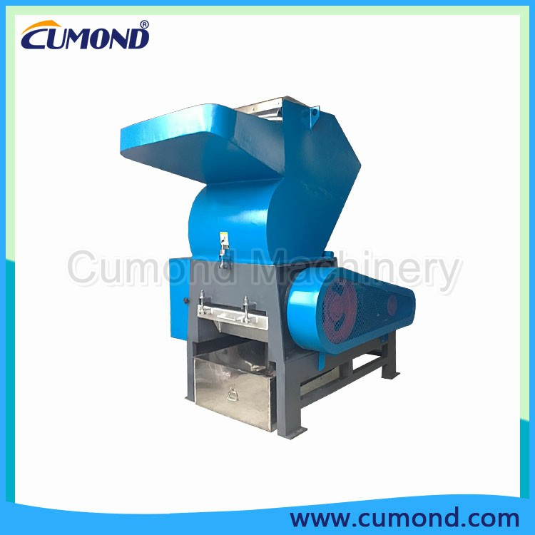 60HP Factory Price Waste Plastic Recycling Crusher PET