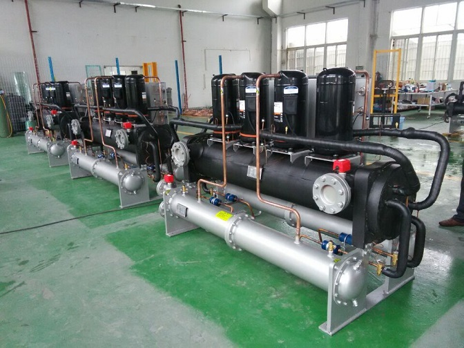 Unit Water Cooled Chiller