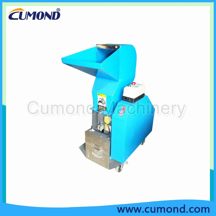 1.5HP Mid-speed Recycled Plastic Crusher used for Drainage opening material